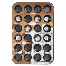 Wiltshire Easybake Mini Muffin Pan 24 CupWiltshire,Cooks Plus