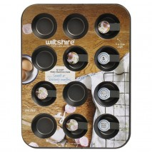 Wiltshire Easybake Mini Muffin Pan 12 CupWiltshire,Cooks Plus