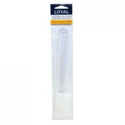 Loyal Silicone Bowl Scraper 23.5cmLoyal,Cooks Plus