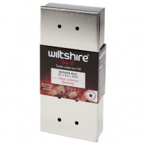 Wiltshire Bar-B Smoker Box SS 20x9.4x4cmWiltshire,Cooks Plus