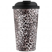 Avanti GoCup 410ml Leopard Avanti Kitchenware,Cooks Plus