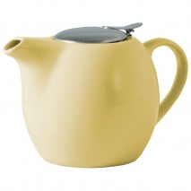 Avanti Camelia Ceramic Teapot 750ml Buttercup Yellow Avanti