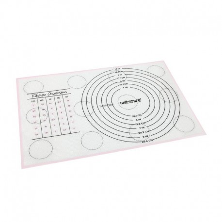 Wiltshire Silicone Pastry Preparation Mat Wiltshire,Cooks Plus