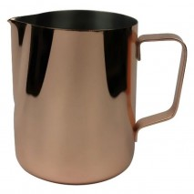 Coffee Culture Milk Frothing Jug Copper 350ml Coffee