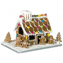 Avanti Gingerbread House Baking Set 10pc