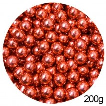 Cake Craft Red Cachous 10mm balls 200g Cake Craft,Cooks Plus