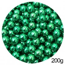 Cake Craft Green Cachous 10mm balls 200g Cake Craft,Cooks Plus