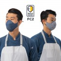 SKILD SERIES FC2 FACE COVERING MASK - 6 pack