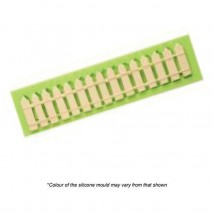 Cake Craft Mould Picket Fence Cake Craft,Cooks Plus