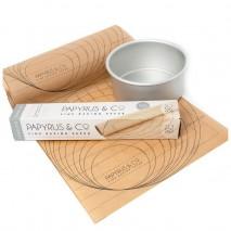 Papyrus & Co Fine Non Stick Baking Paper - TEMPLATE