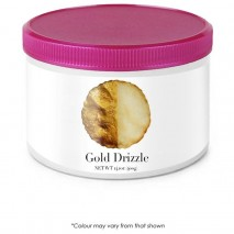 Cake Craft Gold Drizzle 400g