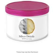 Cake Craft Silver Drizzle 400g