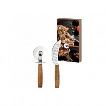 Tempa Fromagerie Pizza Knife Gift Boxed Set 2pc