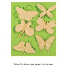 Mould Craft Butterfly Silicone Assorted