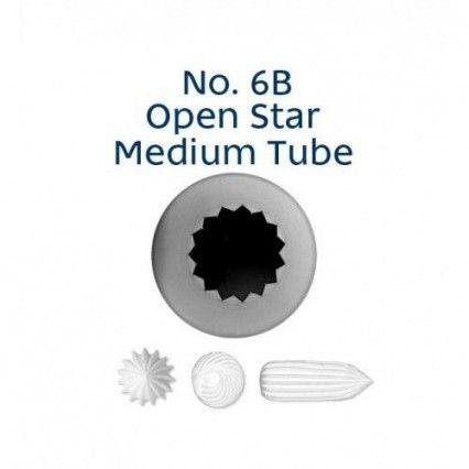 Loyal Tip 6B Open Star