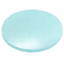 Cake Craft MDF Cake Board Blue 6 inch 15mm thick