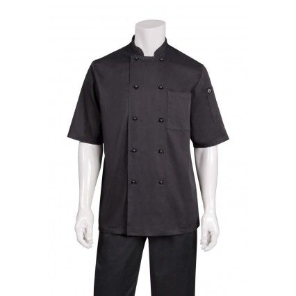 Chef Works Canberra Basic Jacket CBBS XS-3XLChef Works,Cooks