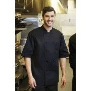Chef Works Canberra Basic Jacket CBBS XS-3XL Chef Works,Cooks