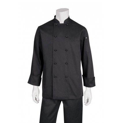 Chef Works Darling Basic Jacket DBBL XS-3XLChef Works,Cooks Plus