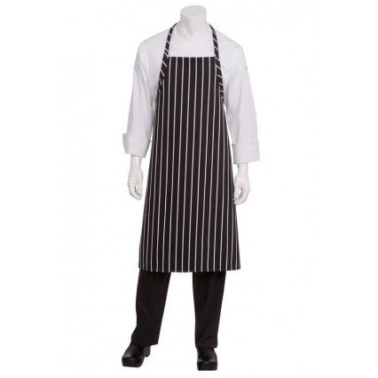 Chef Works A100 English Butcher BLK