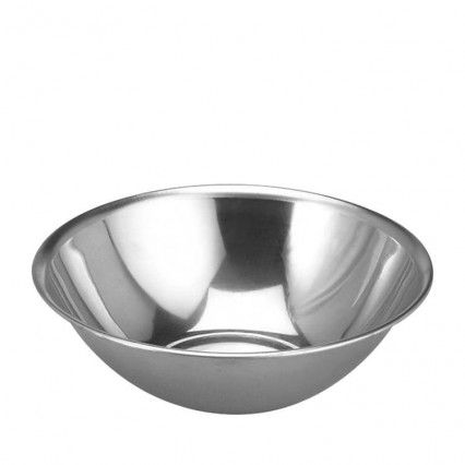 Chef Inox Stainless Mixing Bowl 6.5L Chef Inox,Cooks Plus