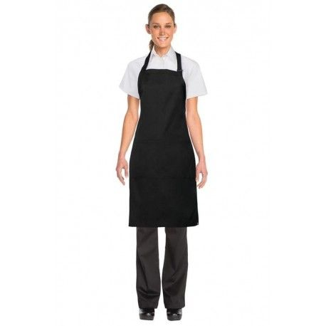 Chef Works Bib Apron - F8 - 10 ColoursChef Works,Cooks Plus