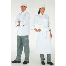 Chef Works White Student Uniform Pack - TPAKChef Works,Cooks
