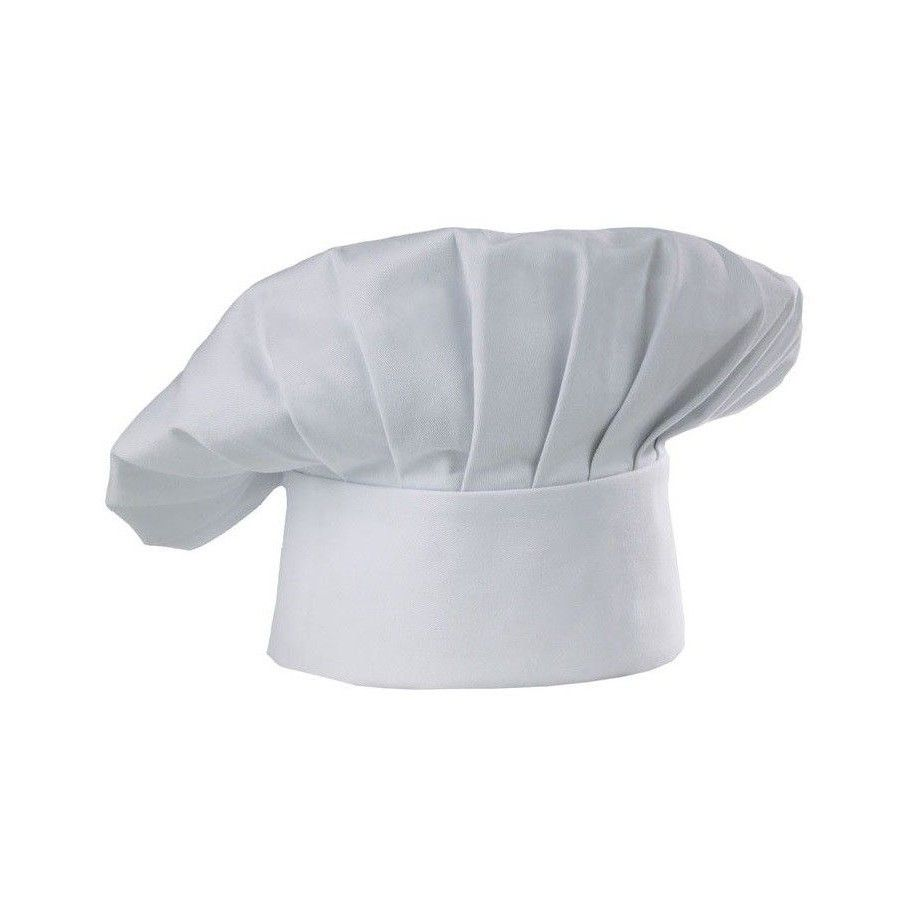 Chef Works Chef Hat - White, Red and BlackChef Works,Cooks Plus