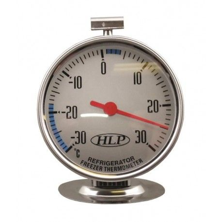 HLP Fridge Thermometer Stainless SteelHLP Controls,Cooks Plus