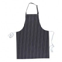 Portwest Butchers Apron - Navy or Red Stripe S839