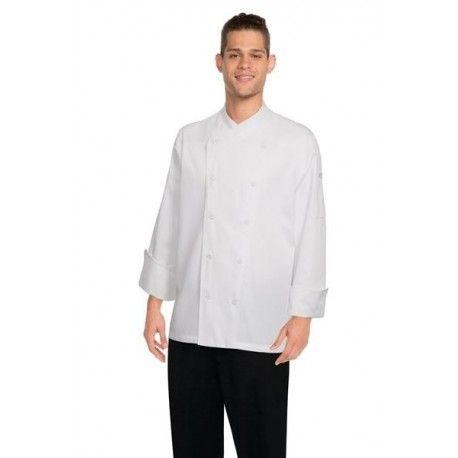Chef Works St. Maarten White Chef Jacket - COCC Chef