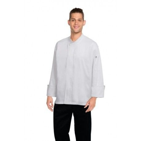 Chef Works Tours White Executive Chef Jacket - PCDF Chef