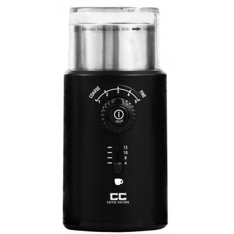 Coffee Culture Electric Coffee Grinder