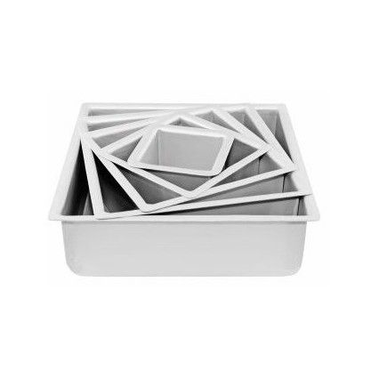 Mondo Pro Deep Square Pan 4in / 10x10x10cmMondo,Cooks Plus