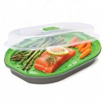 Progressive Prep Solutions Microwave Fish & Veggie