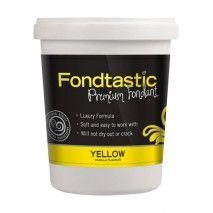 Fondtastic Yellow Vanilla 908gmK-Ware,Cooks Plus
