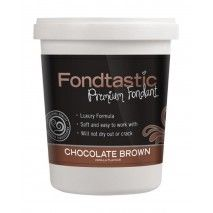 Fondtastic Brown Vanilla 908gK-Ware,Cooks Plus
