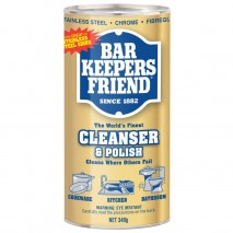 Bar Keepers Friend Cleanser Polisher Powder 340gmBarkeeps