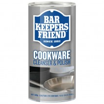 Bar Keepers Friend Cookware Cleanser Polish Powder