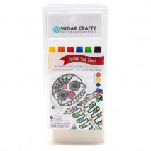Sugar Crafty Edible Ink Markers Assorted colours 6pk Sugar