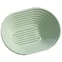 Loyal Plastic Proofing Basket Oval 750gmLoyal,Cooks Plus