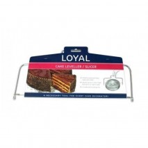 Loyal Cake Leveller-Slicer with 1 Extra Wire Loyal,Cooks Plus