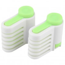 Cake Leveler Guide Clips 2pc ,Cooks Plus
