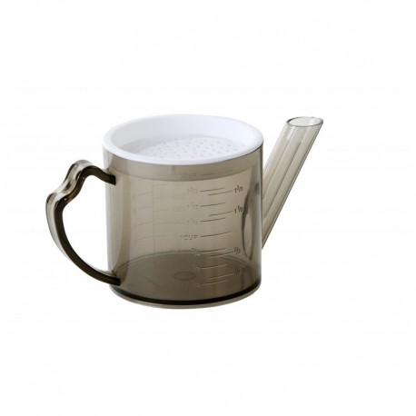 Cuisena Gravy Separator with lid 500ml cuisena,Cooks Plus