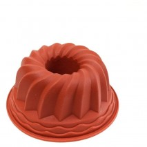 Bake Group Silicone Bundt Pan 23cm Bake Group,Cooks Plus